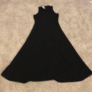 Evan -Picone black dress